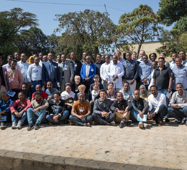 Combat AMR Network Event in Asella, Ethiopia February 2020