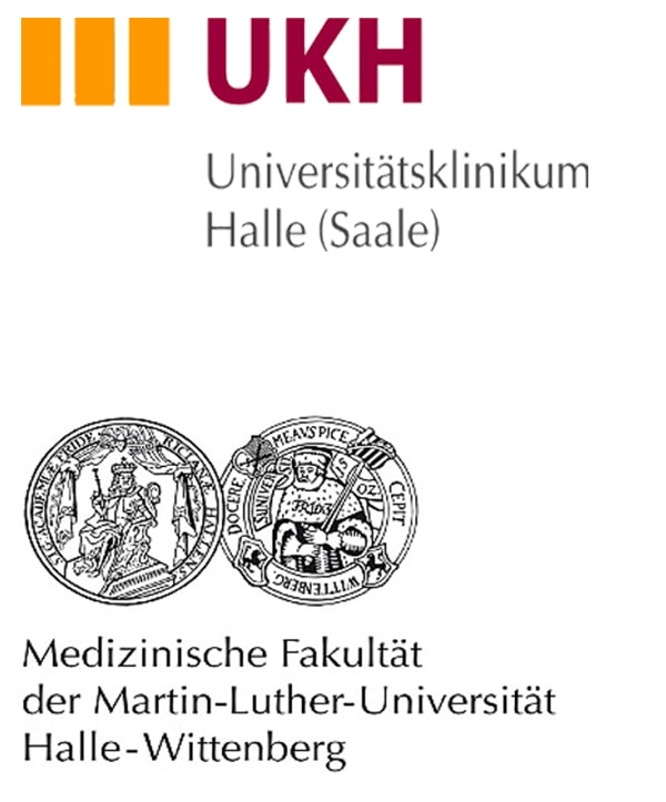 Logos Halle 1