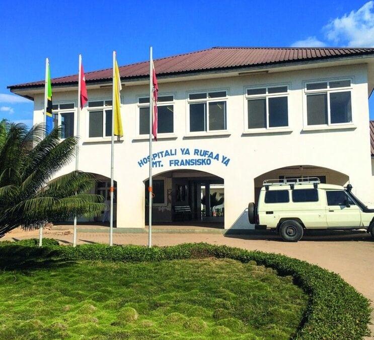 University hospital partnerships tackle tuberculosis in Africa