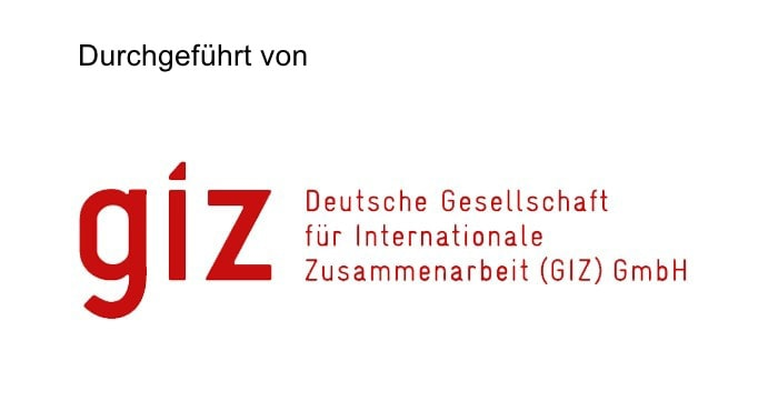 implemented by GIZ Logo